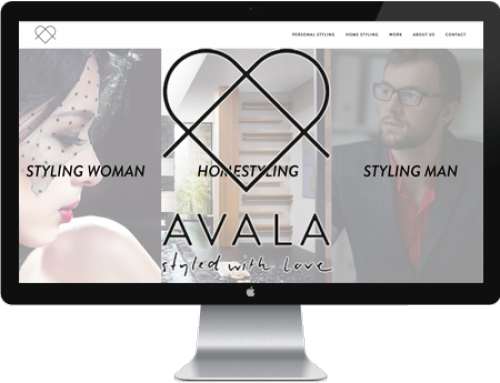 Webdesign Innenarchitekt
