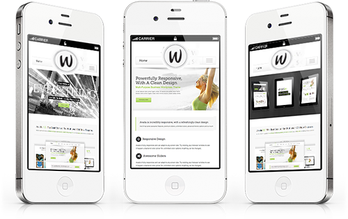 iphones-webdesign