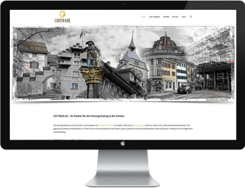 Webdesign Firmengründung