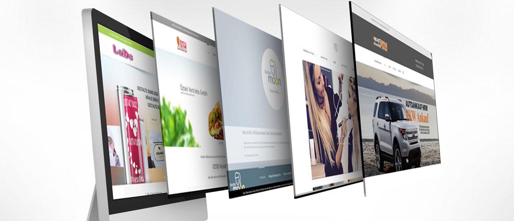Webdesign Senden