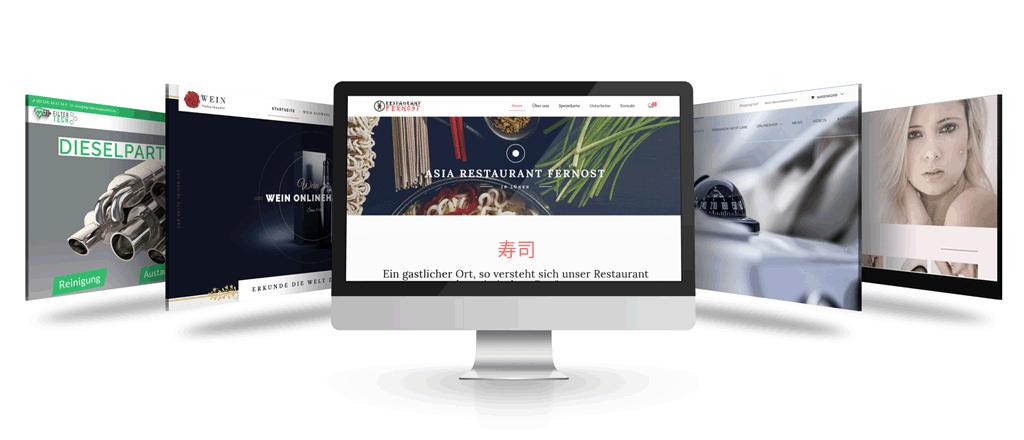 Webdesign Derne