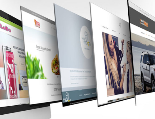 Webdesign Bottrop