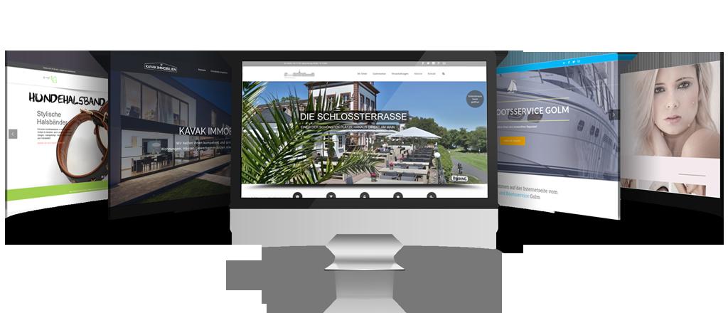 Online Marketing - Webdesign