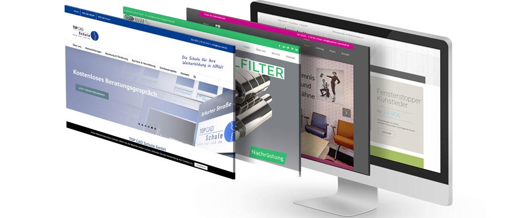 Webdesign Witten