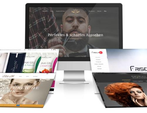 Friseur Homepage